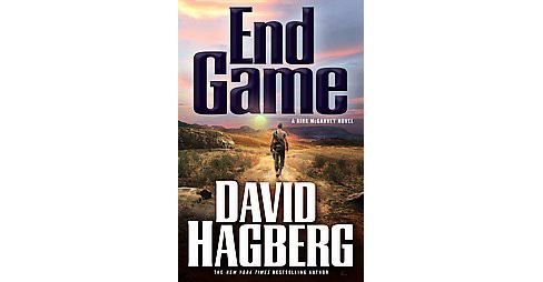 End Game : A Kirk Mcgarvey Novel (Hardcover) (David Hagberg) - image 1 of 1