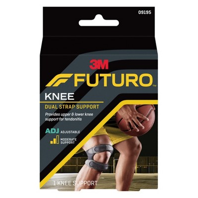 FUTURO Dual Strap Knee Support, Adjustable