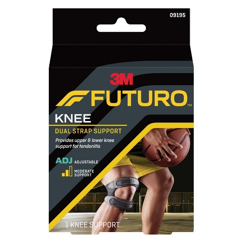 FUTURO Dual Strap Knee Support, Adjustable - image 1 of 3