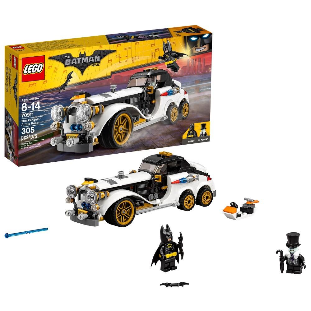 LEGO Batman Movie The Penguin Arctic Roller 70911