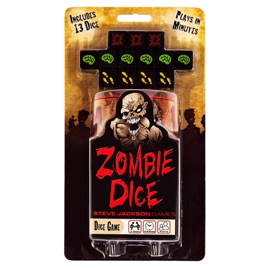 Zombie Dice, dice games image number null