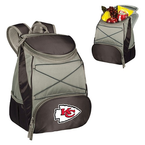 Kansas City Chiefs Ptx Backpack Cooler By Picnic Time Target