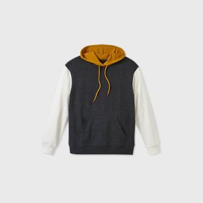Men's Colorblock Sweatshirt - Original Use™ Gold Rush