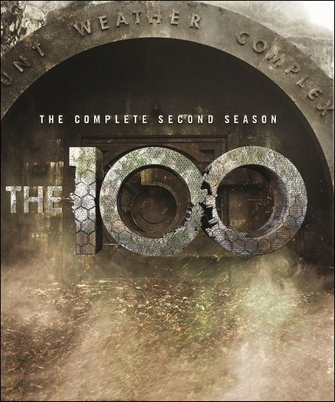 100:Complete second season (Blu-ray) - image 1 of 1