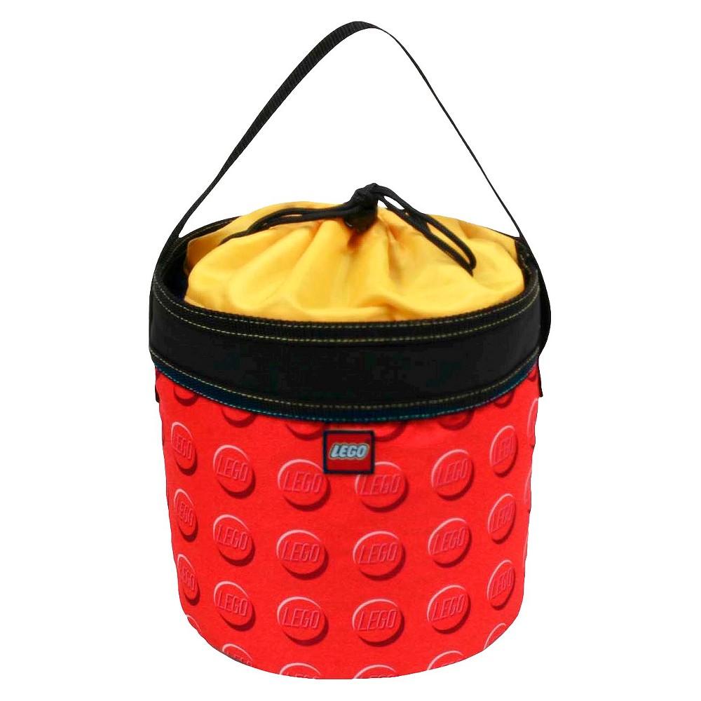 Image of Lego Cinch Bucket Red, Backpacks
