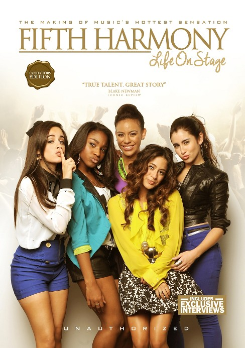Fifth harmony:Life on stage (DVD) - image 1 of 1