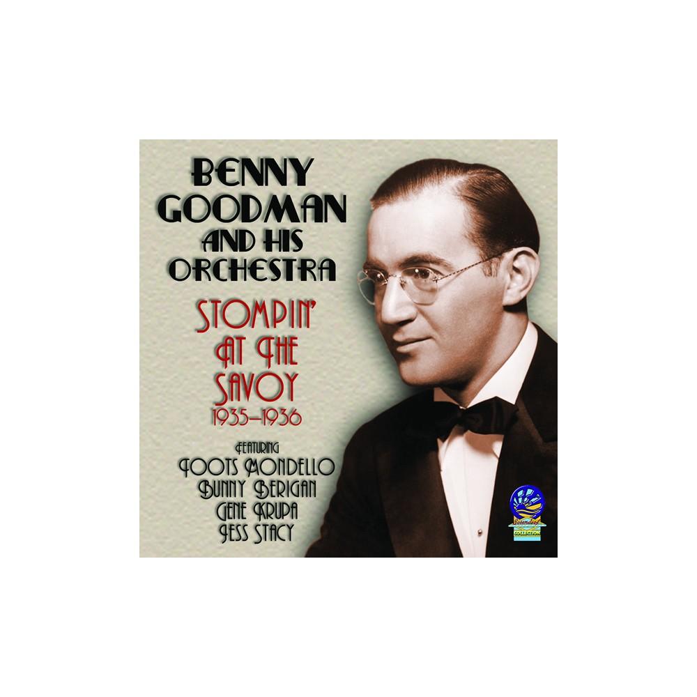 Benny Goodman - Stompin At The Savoy (CD)