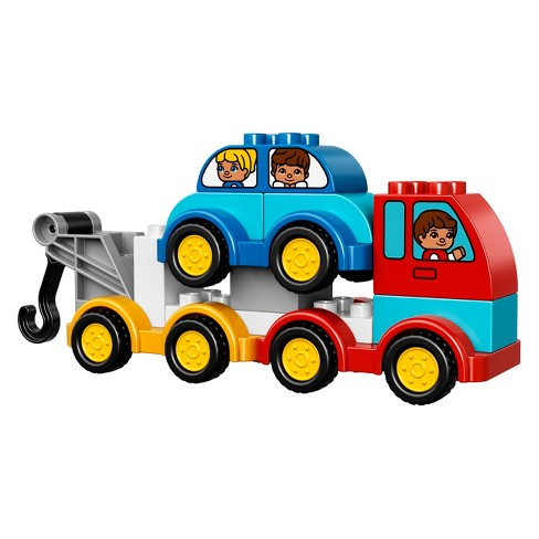 Lego Duplo My First Cars And Trucks 10816 Target