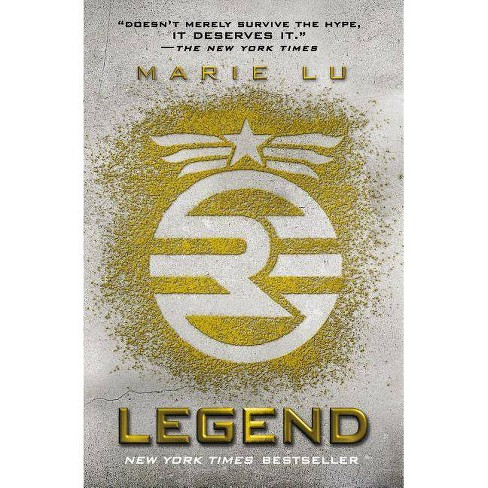 Legend - (Legend Trilogy) by  Marie Lu (Hardcover) - image 1 of 1