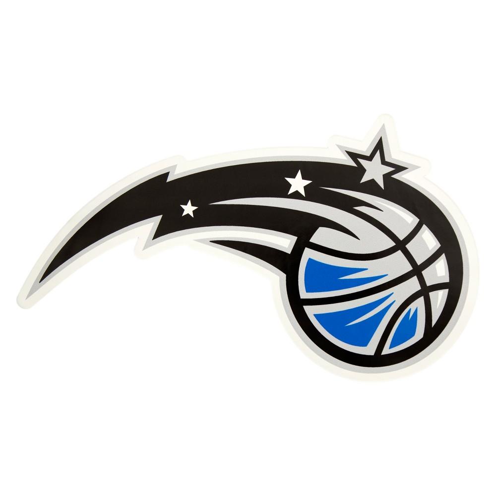 NBA Orlando Magic Large Outdoor Logo Decal