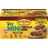 Old El Paso Dinner Kit Mini Taco Bowl - 9.3oz - image 2 of 3