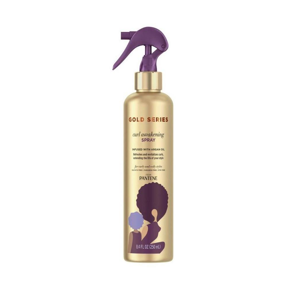 Image of Pantene Gold Series Curl Awakening Spray - 8.4 fl oz