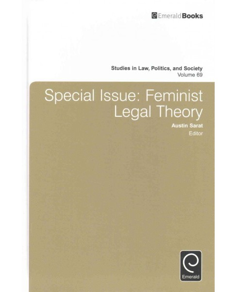 Feminist Legal Theory (Special) (Hardcover) - image 1 of 1