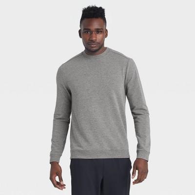 Men's Soft Gym Crewneck Sweatshirt - All in Motion™