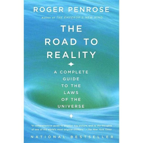 The Road to Reality - by  Roger Penrose (Paperback) - image 1 of 1