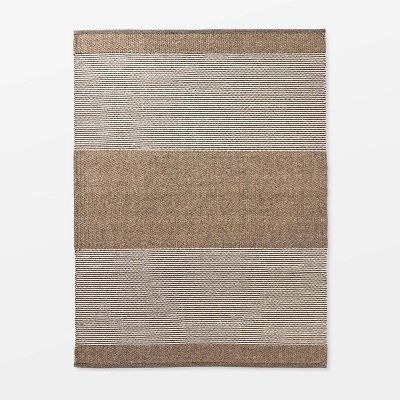 Hillside Hand Woven Wool Cotton Area Rug Brown Threshold Designed With Studio Mcgee Target