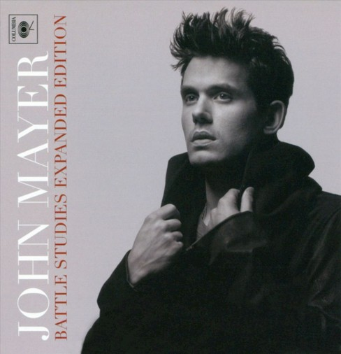 John Mayer - Battle Studies (CD/DVD) - image 1 of 1