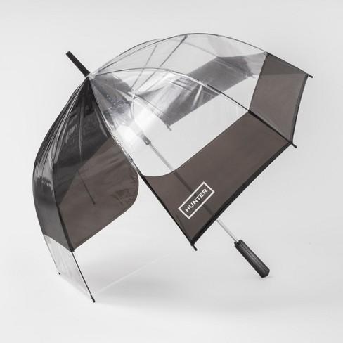 969788ece Hunter For Target Bubble Umbrella - Black : Target