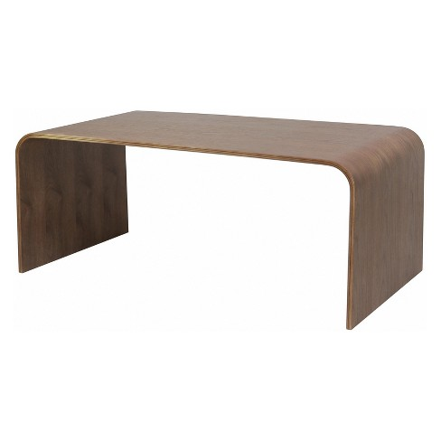 Bentwood Coffee Table Wood Fox Hill Trading