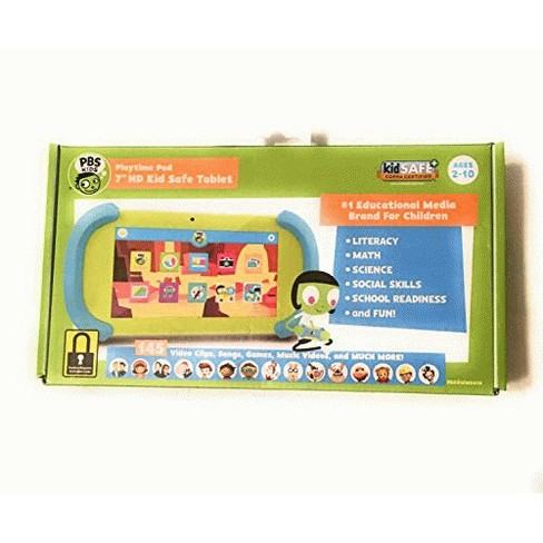 """Ematic PBS Kids Playtime Pad 7"""" - image 1 of 1"""
