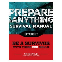 Prepare for Anything (Paperback Edition) - by Tim Macwelch