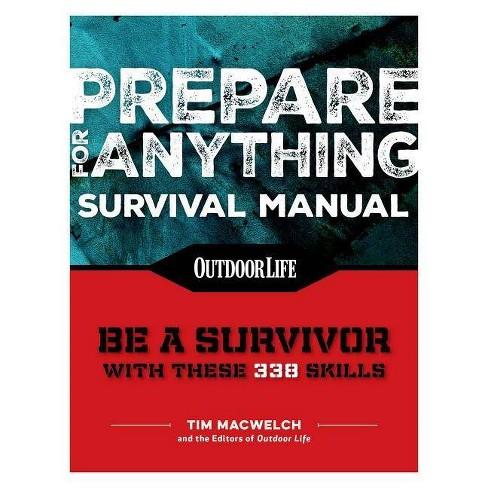 Prepare for Anything (Paperback Edition) - by Tim Macwelch - image 1 of 1