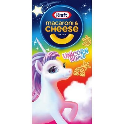 Kraft Unicorn Shapes Macaroni & Cheese - 5.5oz