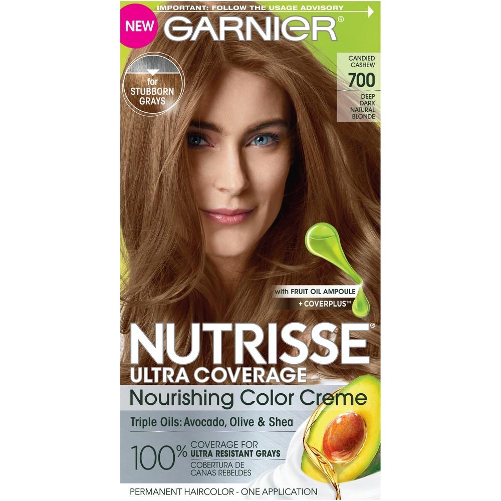 Garnier Nutrisse Ultra Coverage Neutral Medium Blonde Shade 800