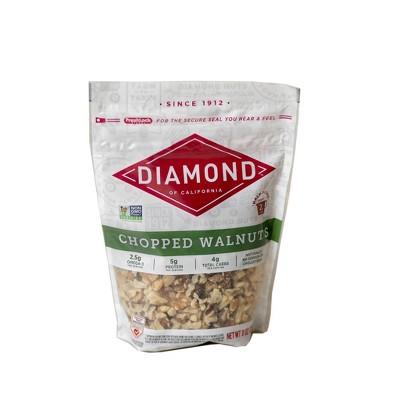 Diamond of California Chopped Walnuts - 8oz