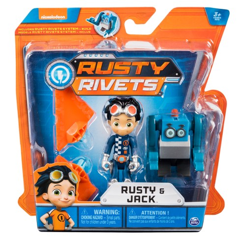 Rusty Rivets - Rusty & Jack Mini-Build Pack with Figures - image 1 of 4