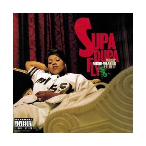 Missy Misdemeanor Elliott - Supa Dupa Fly (Vinyl) - image 1 of 1