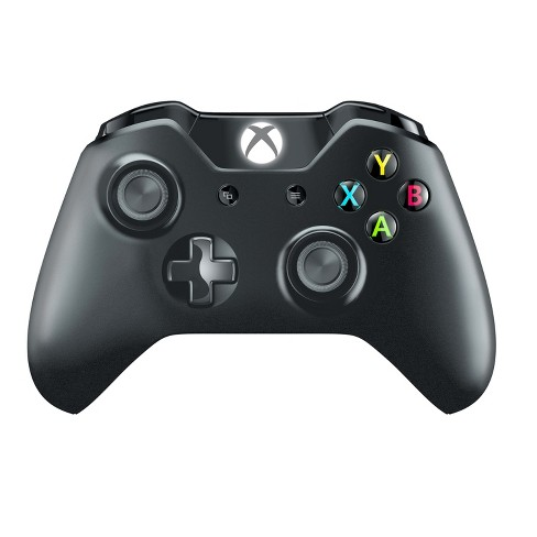 Microsoft Xbox Controller + Wireless Adapter for PC - Black (CWT-00001) - image 1 of 2