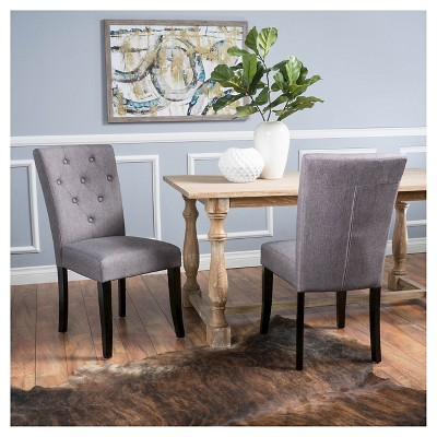 Set Of 2 Nyomi Dining Chair - Christopher Knight Home : Target