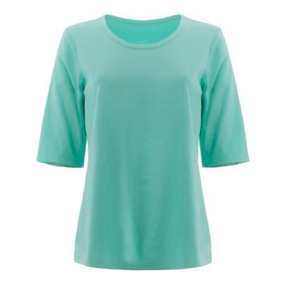 Aventura Clothing  Women's Basis Elbow Sleeve Top