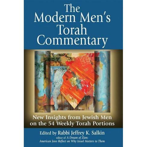 The Modern Men's Torah Commentary - (Hardcover) - image 1 of 1