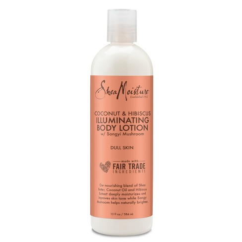 SheaMoisture Coconut & Hibiscus Body Lotion - 13 fl oz - image 1 of 5