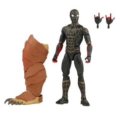 Marvel Legends Series Black & Gold Suit Spider-Man
