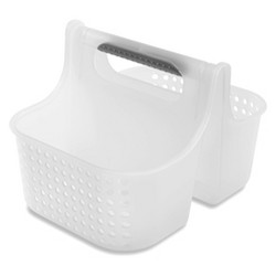 Plastic Shower Caddy Clear - Room Essentials™ : Target
