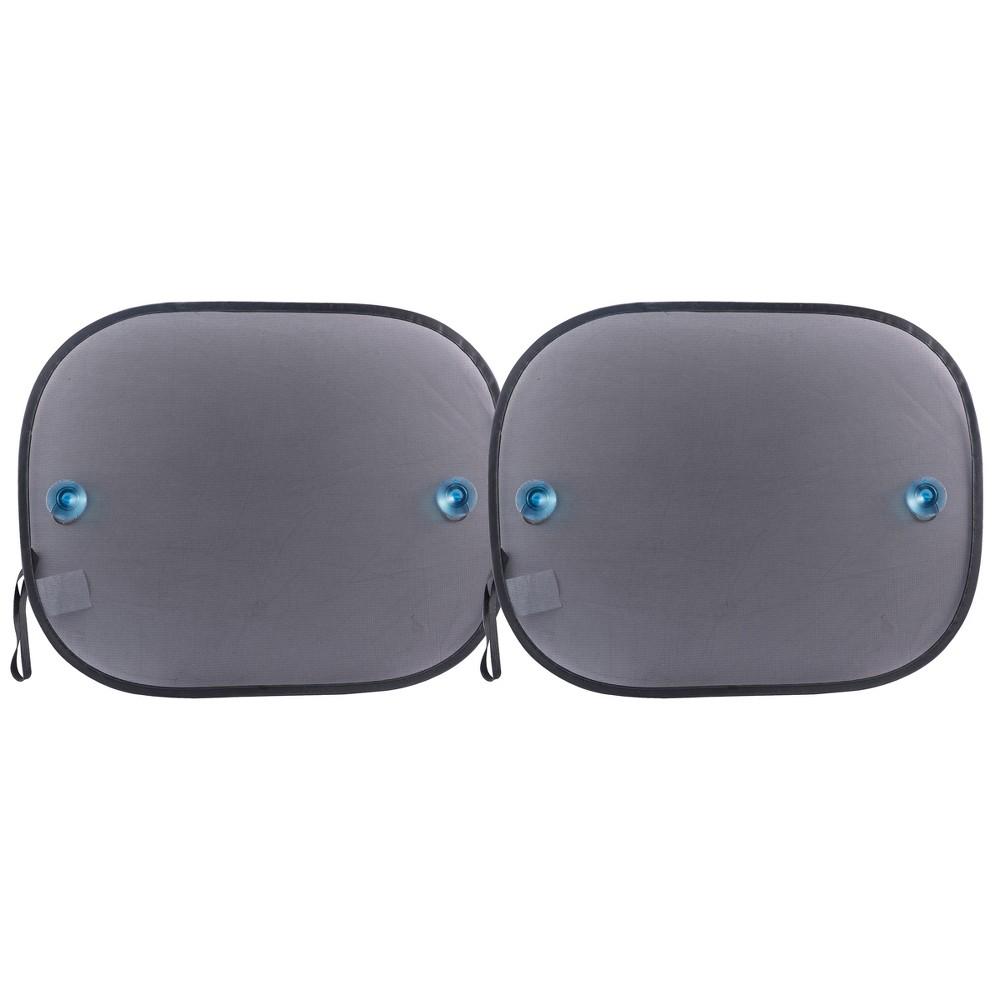 Type S Side Window Sunshade, Black