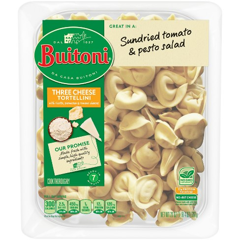 Buitoni All Natural Three Cheese Tortellini - 20oz - image 1 of 4