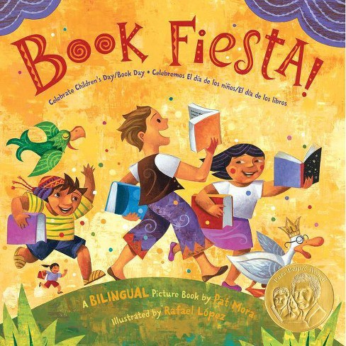 Book Fiesta! - by  Pat Mora (Paperback) - image 1 of 1