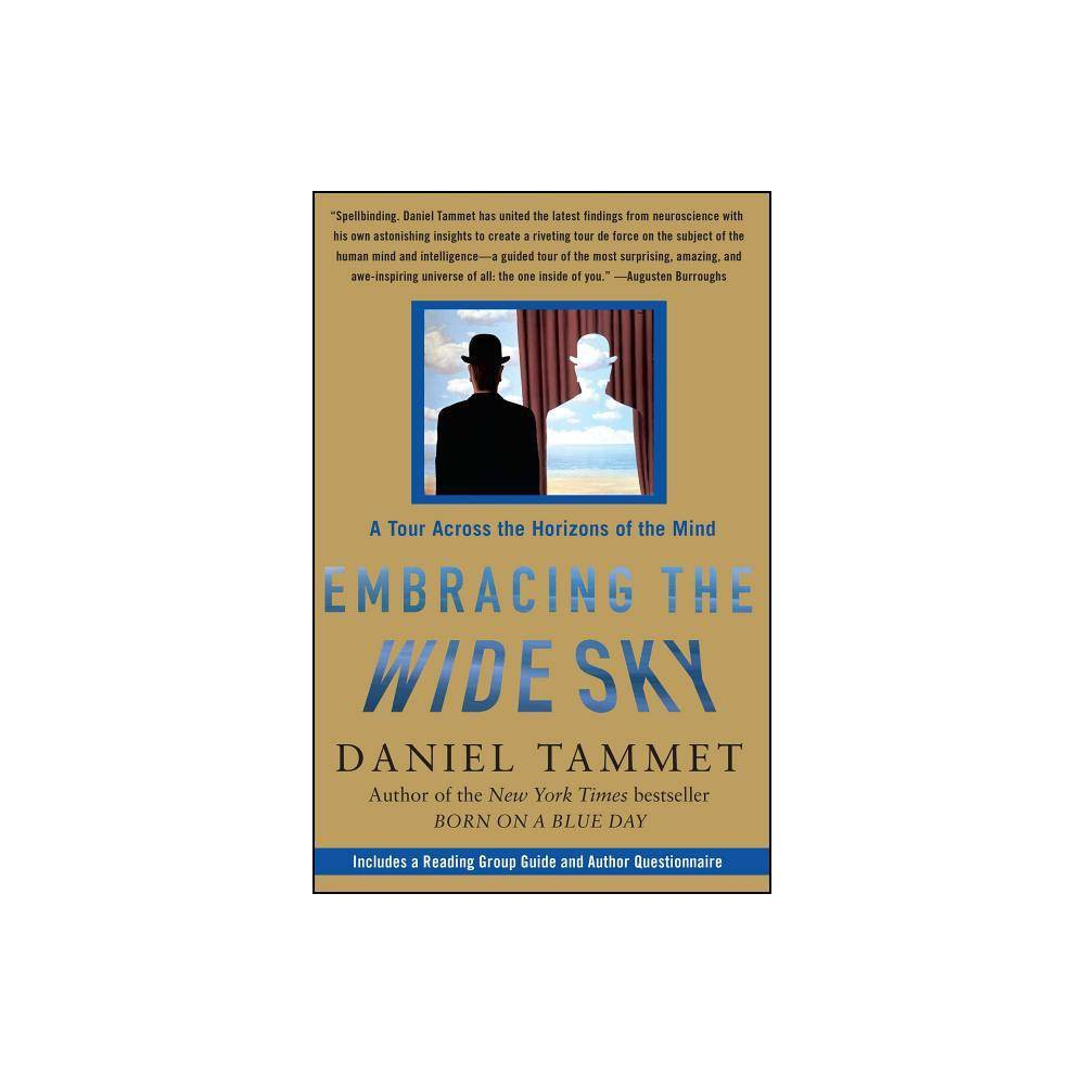 Embracing The Wide Sky By Daniel Tammet Paperback