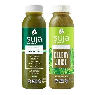 Suja Green Juice Variety Pack - 12 fl oz/12ct