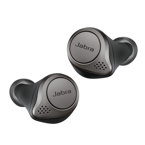 Jabra Elite 75t Voice Assistant Enabled True Wireless Earbuds With Charging Case Target