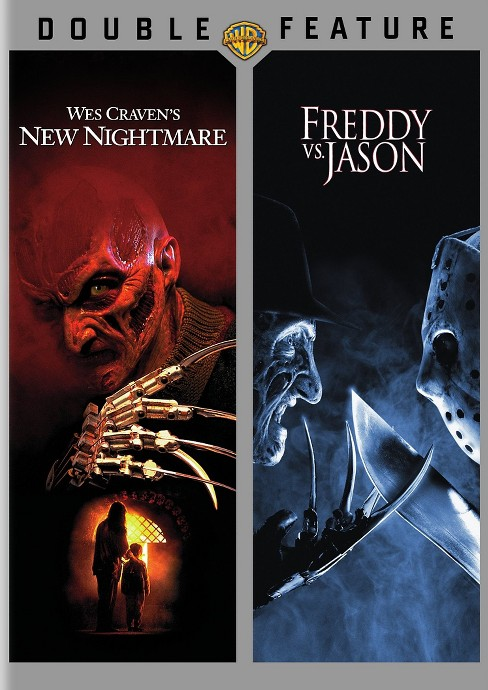 New nightmare/Freddy vs jason (DVD) - image 1 of 1