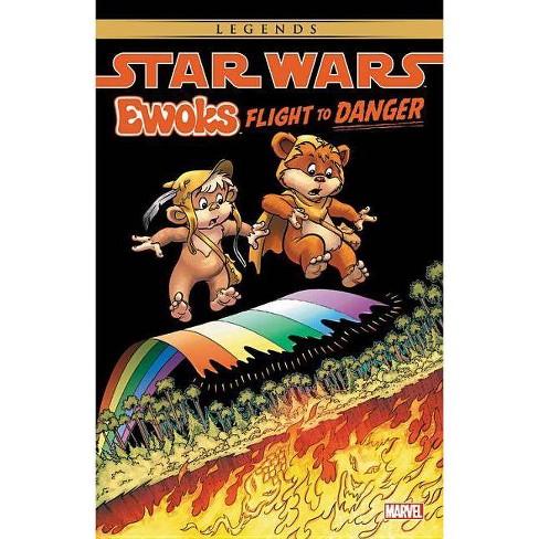 Star Wars: Ewoks - Flight to Danger - (Paperback) - image 1 of 1