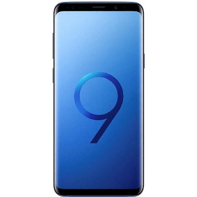 Samsung Galaxy S9 Plus 64GB ROM 6GB RAM G965 GSM Unlocked Smartphone - Manufacturer Refurbished