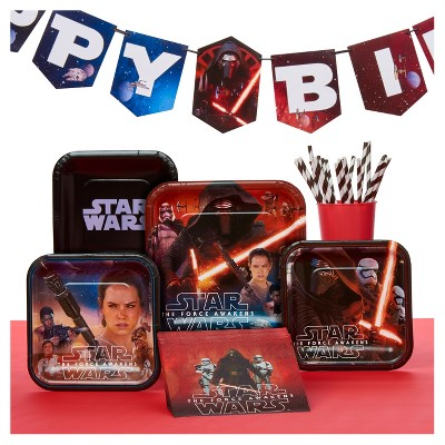 Star Wars Party Supply Collection