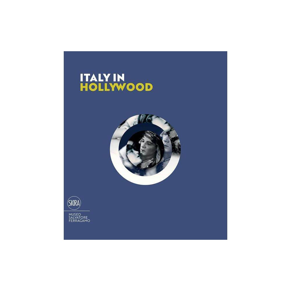 Italy in Hollywood - by Stefania Ricci (Paperback) Loosely following the years Salvatore Ferragamo (1898-1960) spent in California, Italy in Hollywood shines light on a neglected period in the history of the film capital. This sleek volume brings together programs, photographs, film clips, objects and the beautiful shoes that Ferragamo developed in his Hollywood Boulevard boot shop--shoes that would go on to make him the shoemaker to the stars. Ferragamo arrived in Hollywood in 1915, at a time when two currents were converging: growing Italian immigration to the United States and the burgeoning film industry. Luminaries like Enrico Caruso, Rudolph Valentino, Lina Cavalieri and Tina Modotti brightened the still-dim cultural outpost as they and others contributed to architecture, film, photography, fashion and jazz. Italy In Hollywood illustrates, in a wealth of material, the Italian contribution to the myth and glamour of Hollywood.