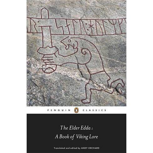 The Elder Edda - (Penguin Classics) by  Anonymous (Paperback) - image 1 of 1
